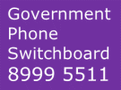Governemtn Switchboard Contact